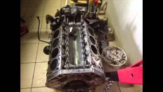 Rebuilding the M60 V8