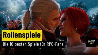Einkaufsführer Rollenspiele | Dİe 10 derzeit besten Spiele für RPG-Fans (Stand: Dezember 2020)