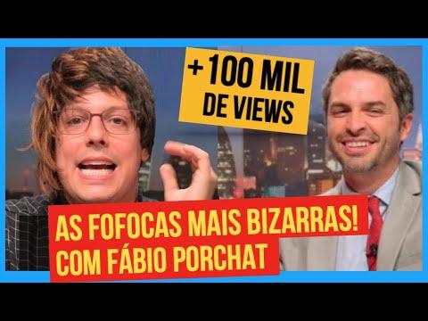 FABIO PORCHAT FALA: QUEM VAI O SUBSTITUIR NA RECORD?   Motorista De Flavio Bolsonaro