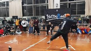 107-1216中原hip-hop 無限組冠軍賽