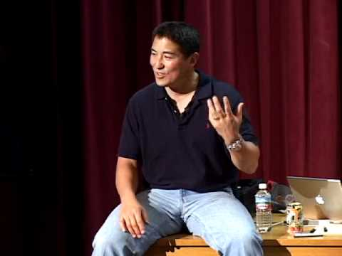 Guy Kawasaki-The Career Path to Becoming a Venture Capitalist or an entrepreneur