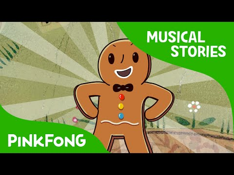 The Gingerbread Man | Fairy Tales | Musical | PINKFONG Story Time for Children