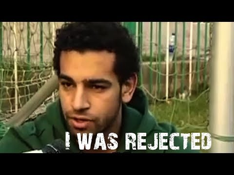 A RARE INTERVIEW OF MO SALAH BEFORE HE WAS FAMOUS ■ MOTIVATIONAL