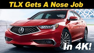 2018 Acura TLX A-Spec Review and Road Test in 4K UHD!
