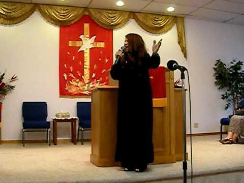 Pastora Nancy Torres y Alexis: La Gloria De DIOS