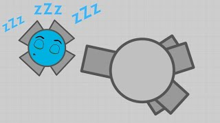 Diep.io THE SLEEPING OVERLORD TROLL