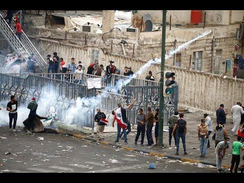 العراق: استمرار الاحتجاجات وشلل كبير يصيب المدارس الحكومية جراء الإضراب  - 11:54-2019 / 11 / 4