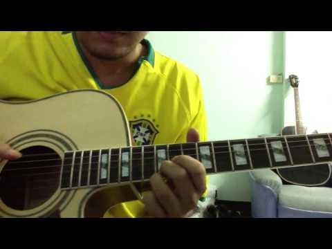 ฝึกเล่นโซโล่ในคอร์ด เพลงสุดใจ