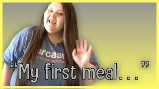 Amberlynn, So this is my first Meal... | Compilation