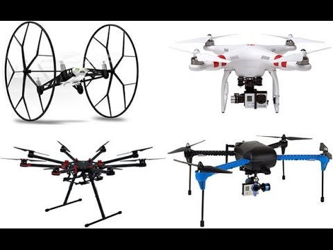 What kind of drone do you need?