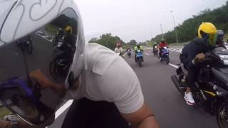Download Yamaha Y15ZR highway ride malaysia style