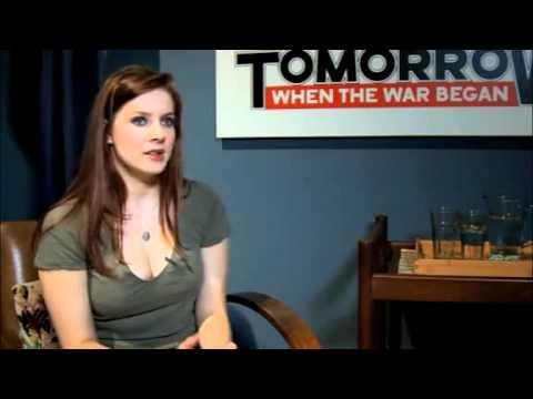 Tomorrow, When the War Began  Rachel HurdWood