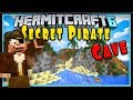 Hermitcraft Season 6: Secret Pirate Cave Base!   (Minecraft 1.13 survival let's play Ep.1)