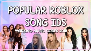 ROBLOX POPULAR SONG IDS | WORKING 2019