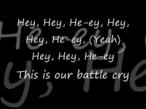 shontelle battle cry lyrics :)