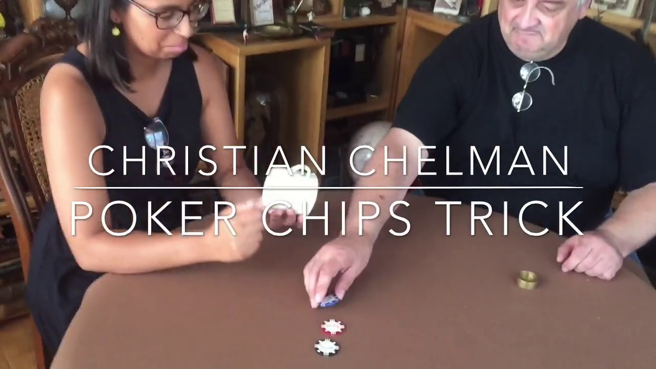 Pokerchips Tricks