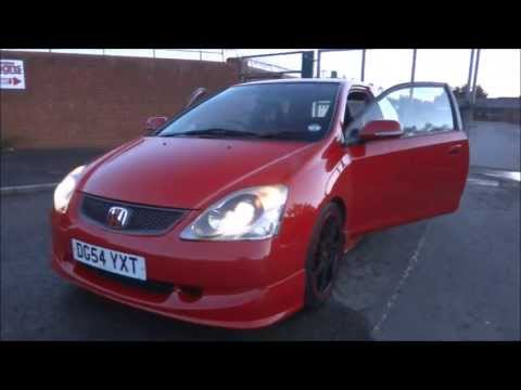 Honda Civic Type R EP3 Tribute