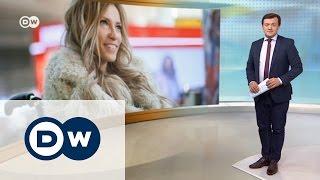 Евровидение 2017  что думают о Самойловой на Украине и в Германии?   DW Новости (14 03 2017)