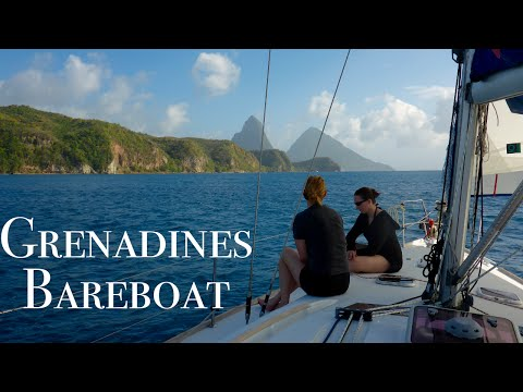 Grenadines Bareboat Adventure: 8 Days Sailing in Paradise