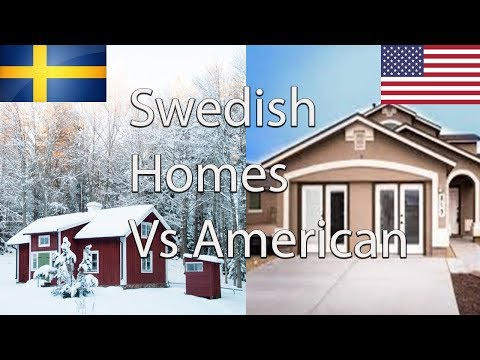 Swedish Vs American Homes (What is Different?)
