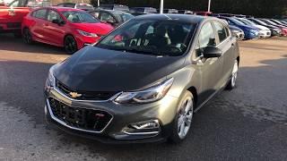 2018 Chevrolet Cruze LT Diesel Hatchback Roy Nichols Motors Courtice ON