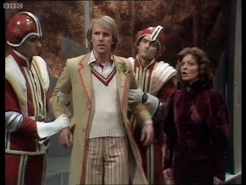 The Doctor's Death sentence  Doctor Who  Arc of Infinity  BBC
