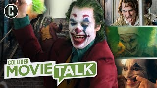 Joaquin Phoenix Reveals Inspiration Behind His Joker Laugh and It's Freaky - Movie Talk