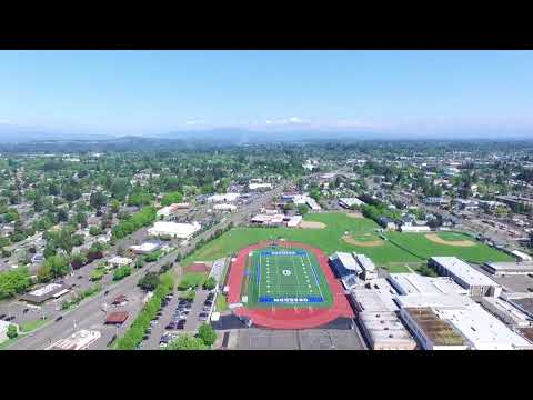 Gresham Oregon drone flight