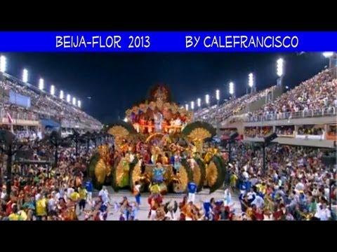 samba enredo beija flor 2013 para