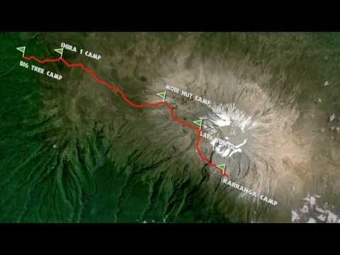 Kilimanjaro Climb Documentary August 2013