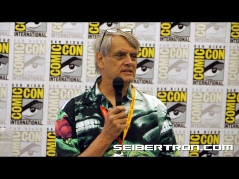 Herb Trimpe talks Transformers, Hulk, and more SDCC Comic-Con 2012 part 3\/3 - Seibertron.com