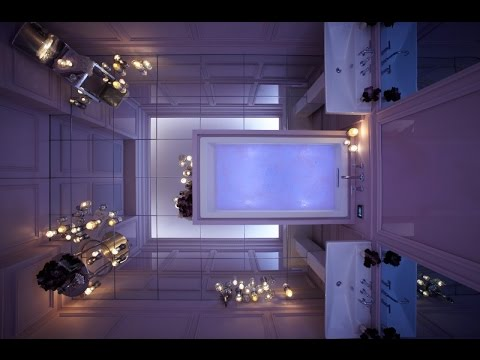 VibrAcoustic Hydrotherapy from Kohler - YouTube