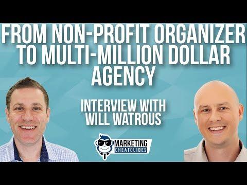 How A Non Profit Program Organizer Built A Multi Million Dollar Agency