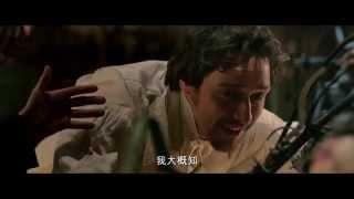 《科學怪人:創生之父》香港首回預告 Victor Frankenstein Hong Kong Trailer