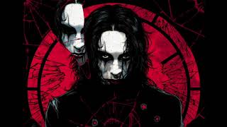 THE CROW - Brandon Lee - ORIGINAL MUSIC- ERIC DRAVEN - Cinema Version