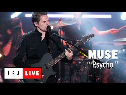 Muse - Psycho - Live du Grand Journal