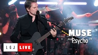 Muse - Psycho - Live du Grand Journal...