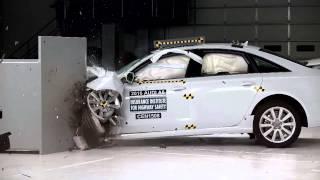 Краш Тест Audi A6 2016 | Краш Тест Audi A6 2016 по версии IIHS