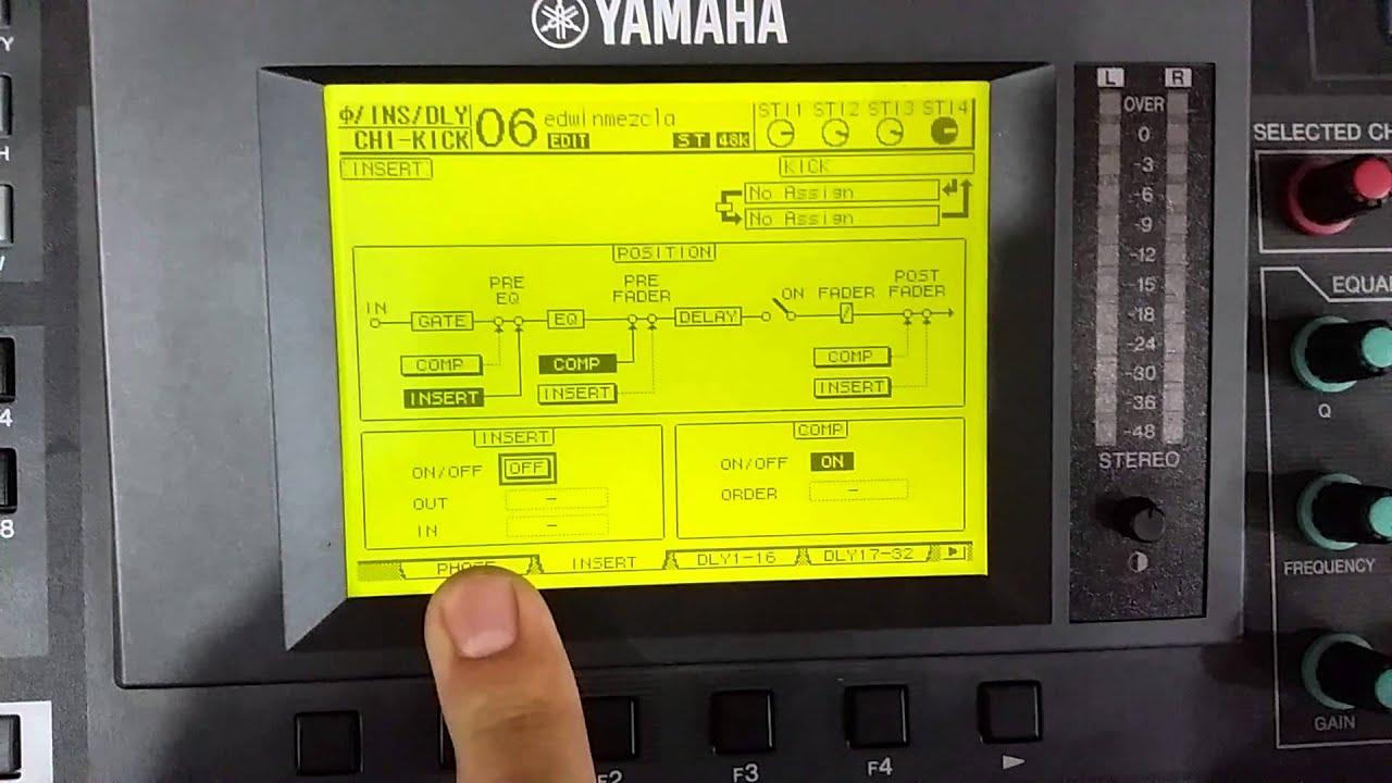 Yamaha V Editor