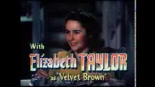 National Velvet (1944) Original Color Trailer