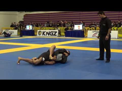Brian Morizi vs Kenneth Primola, Black Belt Adult Male Medium Heavy Final, 2016 San Jose No Gi Open