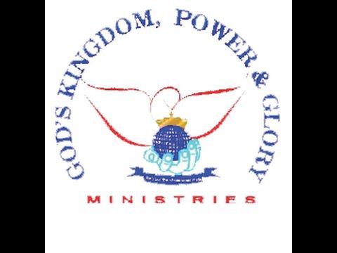 God's Kingdom Power & Glory