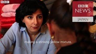 爆弾を作らされた少女 ISがイラクで少数派迫害