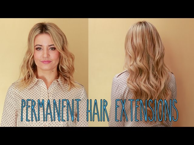 Great Lengths Hair Extensions Review Popsugar Beauty