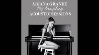 Ariana Grande The Weeknd Love Me Harder Acoustic Audio.mp3