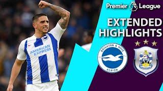 Brighton v. Huddersfield | PREMIER LEAGUE EXTENDED HIGHLIGHTS | 3/2/19 | NBC Sports