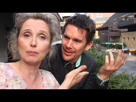 Don't Talk  Julie Delpy and Ethan Hawke  CENSORED