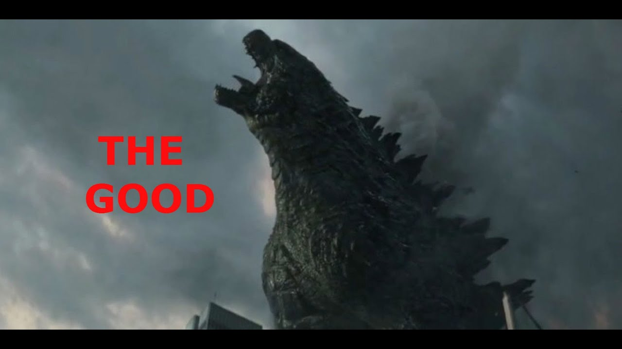 the good amp bad of godzilla 2014 part 1 the good youtube