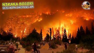 N3R4KA Bocor di Turki! Kebakaran Dahsyat Luluh Lantakkan Seisi Kota // Peristiwa Alam Terbaru