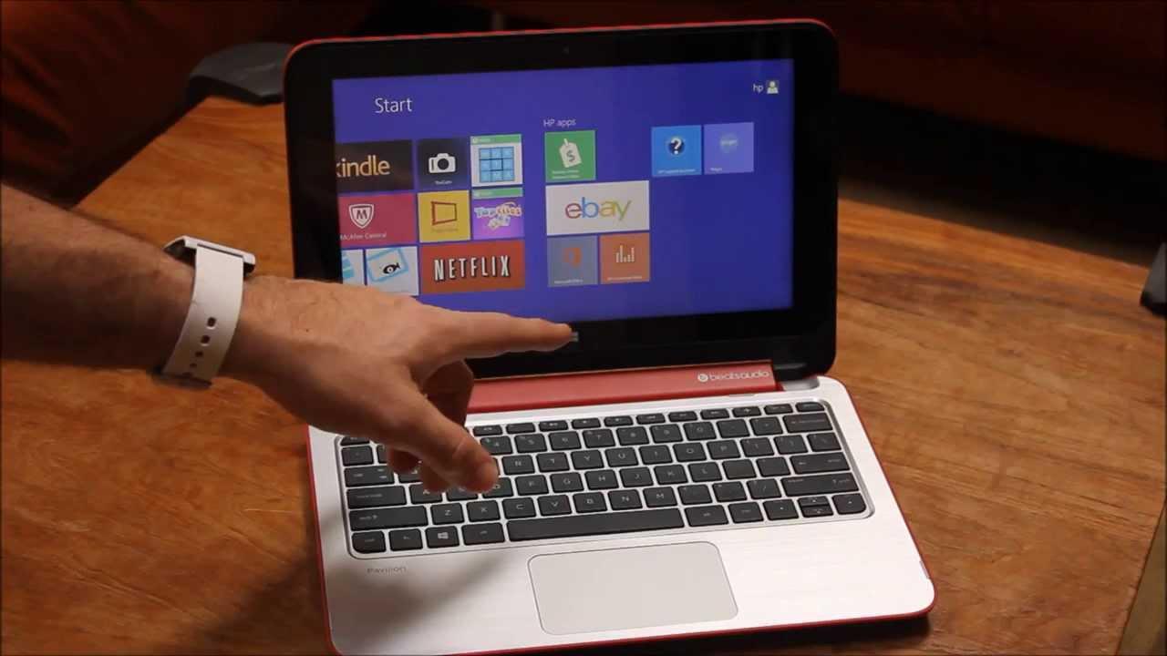 Introducing the HP Pavilion x360 - YouTube   1280 x 720 jpeg 64kB
